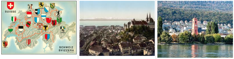 Views of Neuchatel